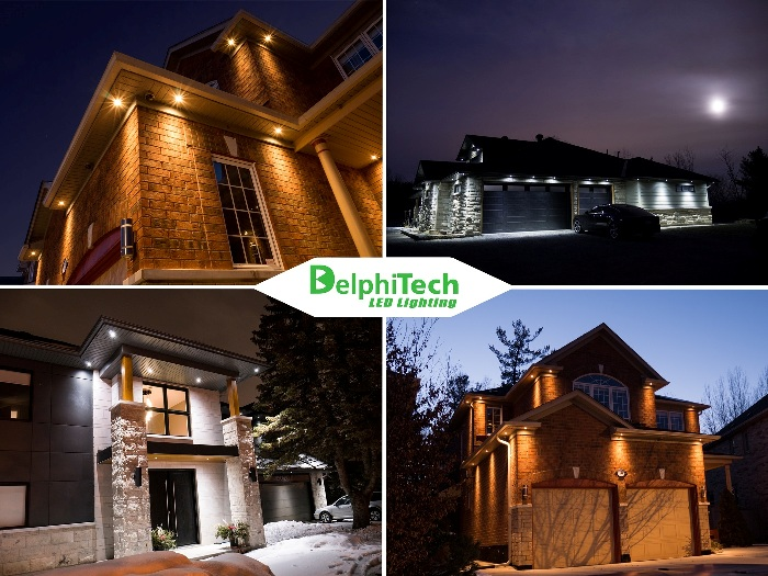 Delphitech Residential Outdoor Led Lights Factory Direct