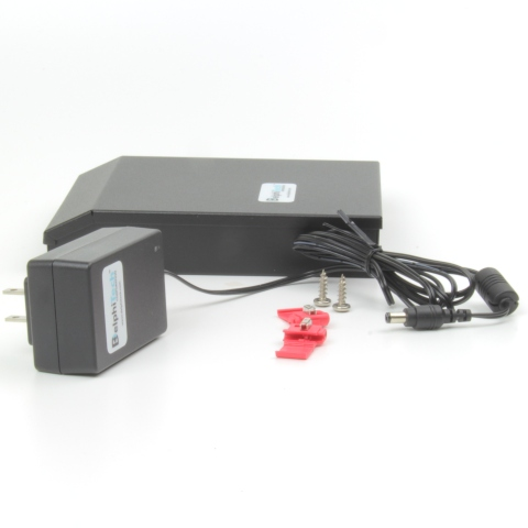 Power Pack with Panel 12VDC 1.5 Amp