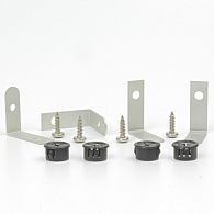 Optional 3-Axis Parts for 4 Recessed Fixtures